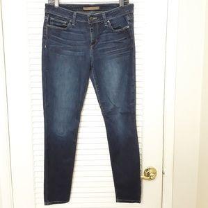 Joe's Blue Denim Jeans Skinny Ankle Jeans Pants